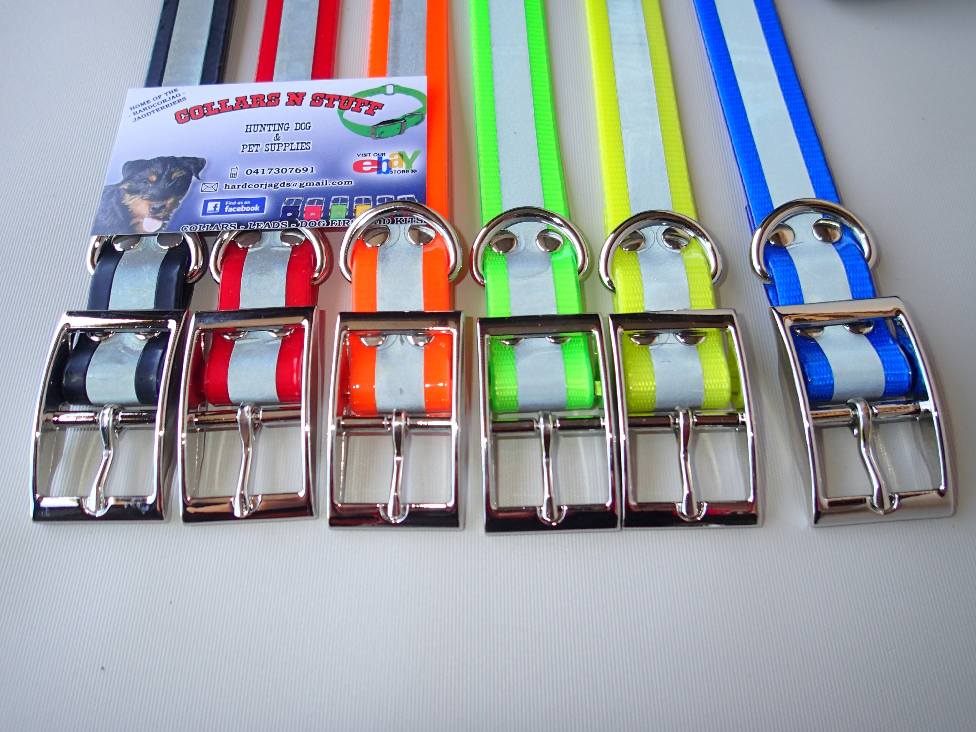 Yard Collars Reflective