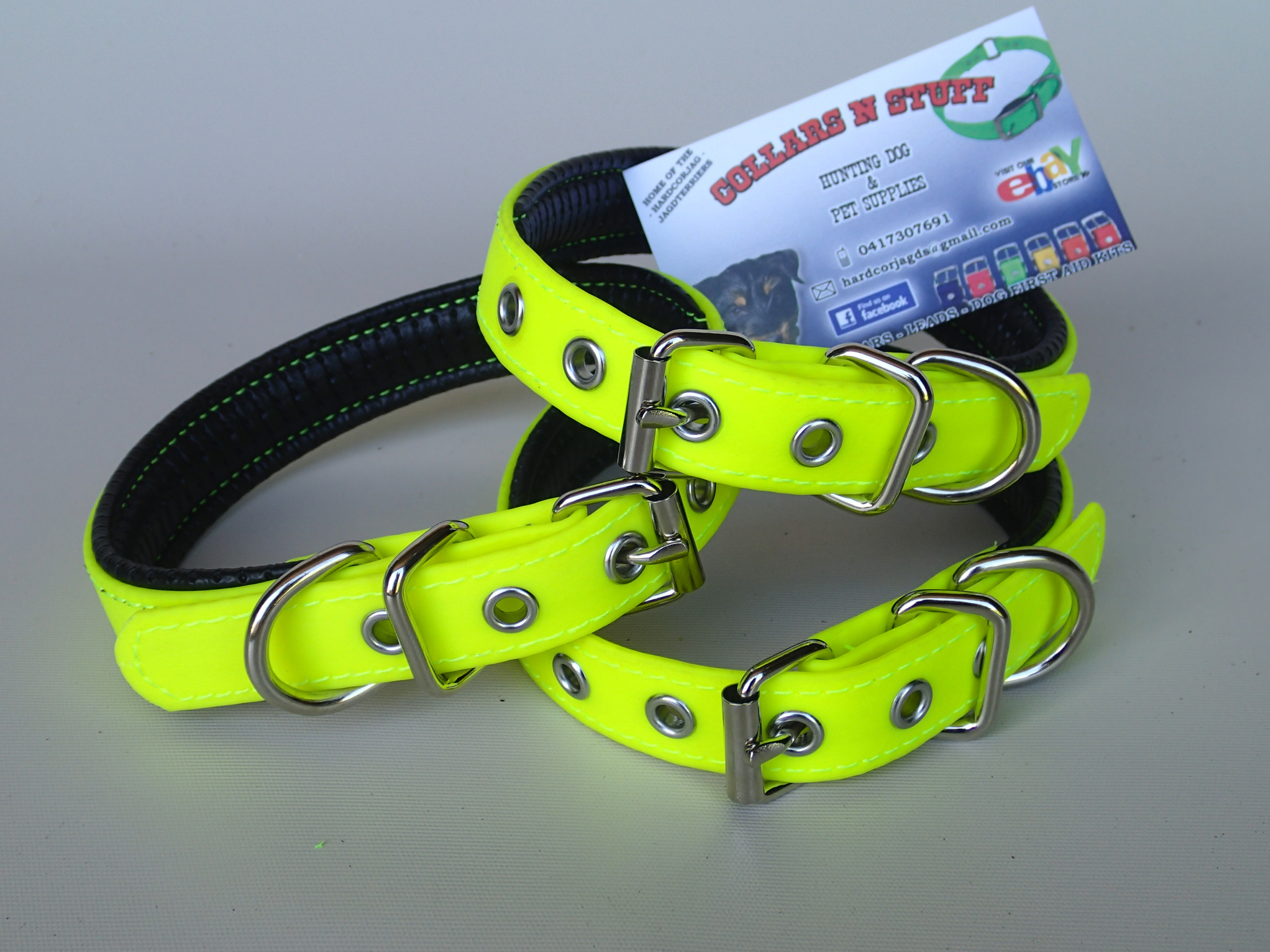 Terrier Whippet Yard Collars